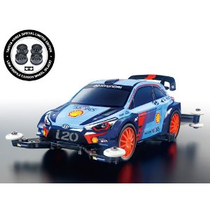 88889938 Hyundai i20 Coupe WRC (MA) Ver. Carbon Wheel 타미야 중경카본휠포함